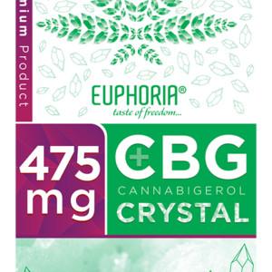 Euphoria-Pure-CBG-Kristalle-475mg-schneeberger-hanftheke